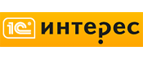 Логотип 1С Интерес