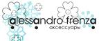 Логотип Alessandro Frenza