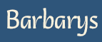 Логотип Barbarys UA