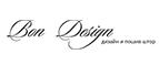 Логотип Bon Design