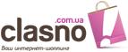 Логотип Clasno UA