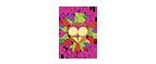 Логотип Цветочный Duty Free