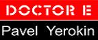 Логотип DOCTOR E - Pavel Yerokin