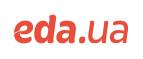 Логотип eda UA