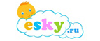 Логотип Esky