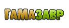 Логотип Gamazavr