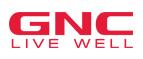 Логотип GNC Live Well