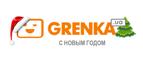 Логотип Grenka UA