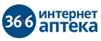 Логотип Интернет - аптека 36.6