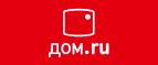 Логотип Интернет-провайдер Дом.ru