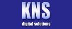 Логотип KNS