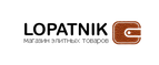 Логотип Lopatnik