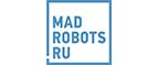 Логотип Madrobots