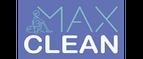 Логотип maxclean