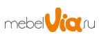 Логотип Mebelvia.ru
