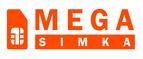 Логотип Megasimka