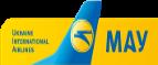 Логотип Международные Авиалинии Украины
