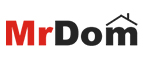 Логотип mr.dom