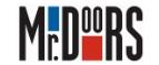 Логотип Mr.Doors