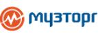 Логотип Muztorg