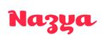 Логотип Nazya