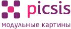 Логотип picsis