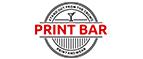 Логотип Print Bar