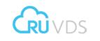 Логотип RU VDS