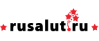 Логотип Rusalut