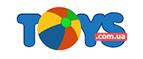Логотип Toys UA