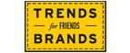 Логотип Trends Brands