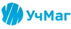 Логотип УчМаг