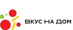 Логотип Vkusnadom.ru