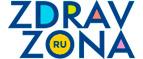 Логотип ZDRAVZONA.RU